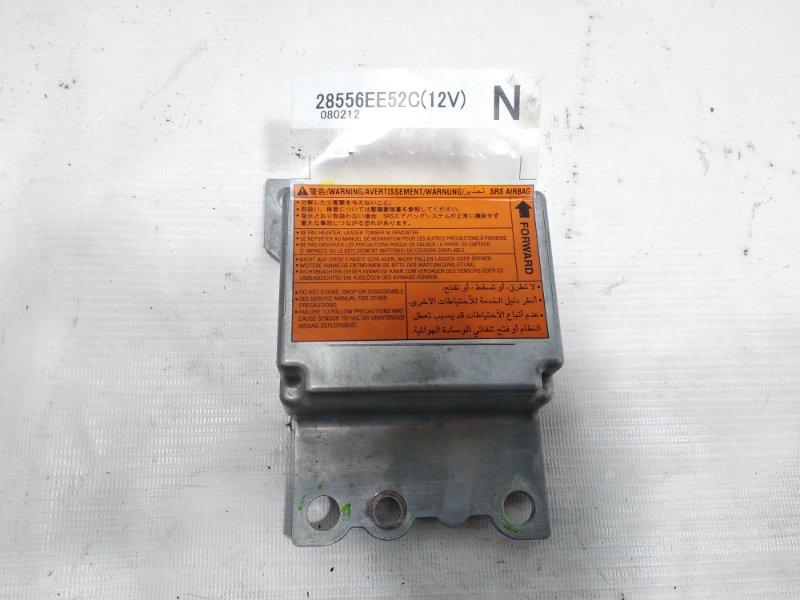 Блок управления airbag Nissan Tiida JC11 MR18DE 2008