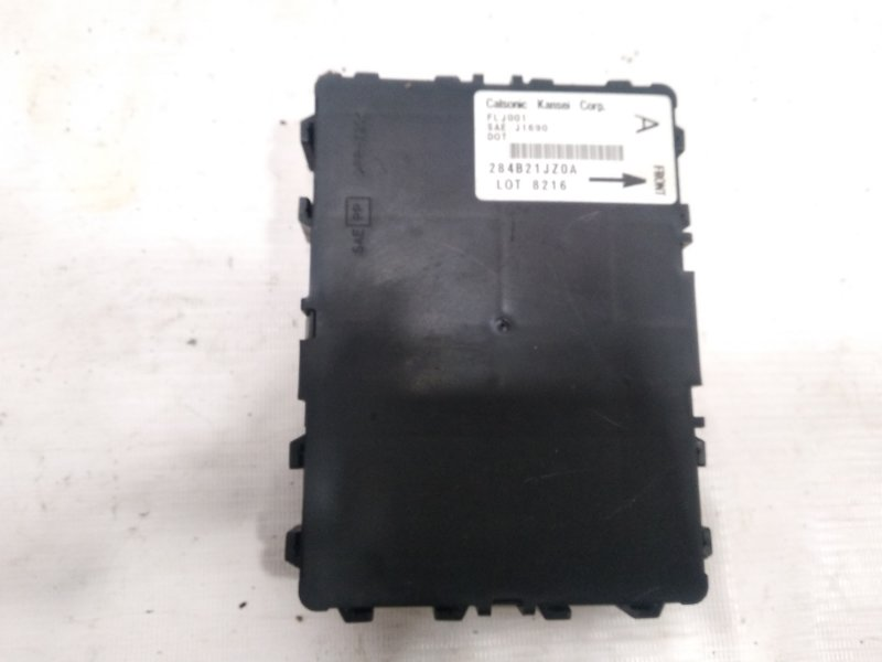 Блок управления Nissan Tiida JC11 MR18DE 2008