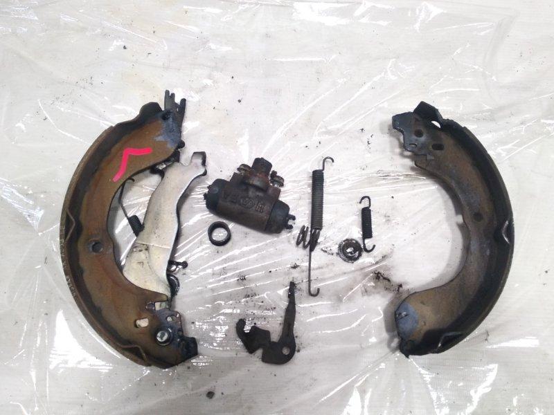 Механизм стояночного тормоза Nissan Tiida JC11 MR18DE 2008 задний левый