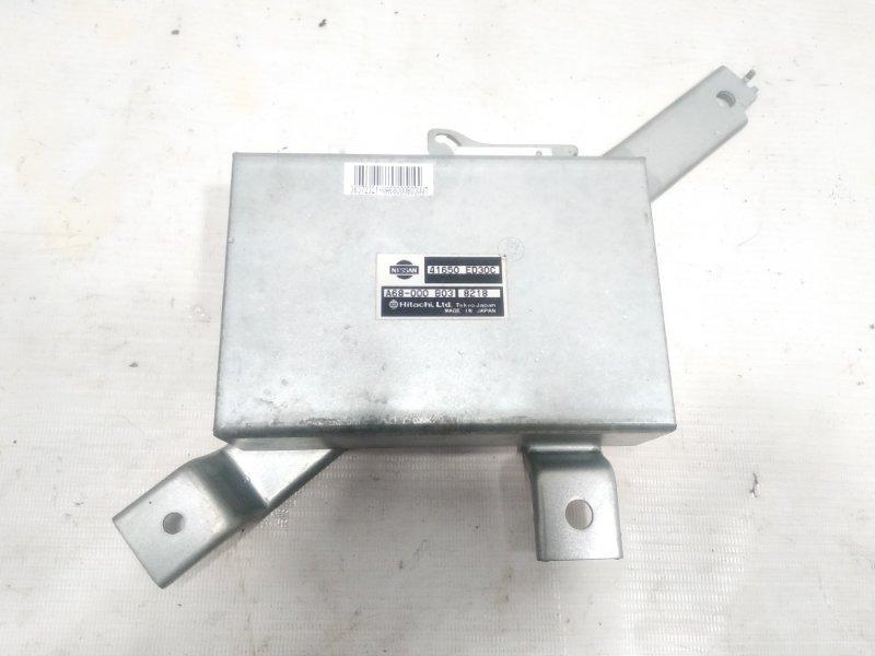 Блок управления 4wd Nissan Tiida JC11 MR18DE 2008