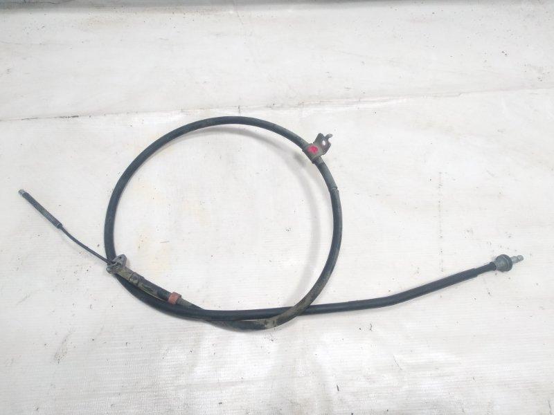 Тросик ручника Nissan Tiida NC11 MR18DE 2008 задний правый