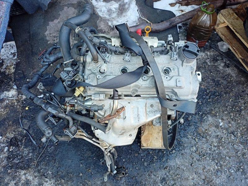 Двигатель Nissan Tiida NC11 HR15DE 2008
