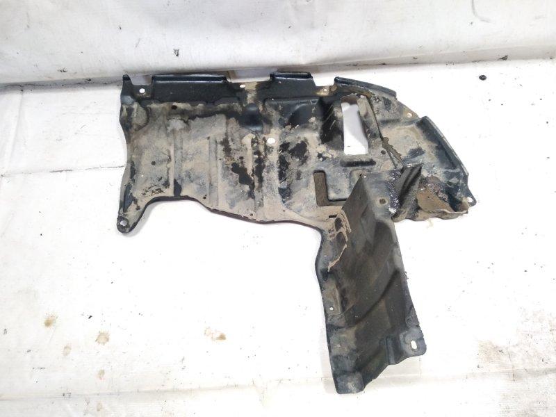 Защита двигателя Toyota Caldina CT216 3CTE 2001 передняя правая