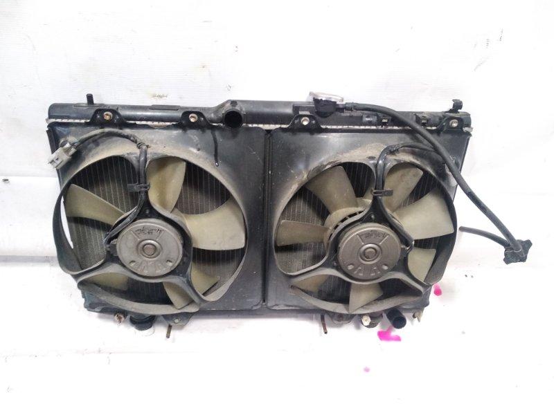 Радиатор основной Toyota Caldina CT216 3CTE 2001