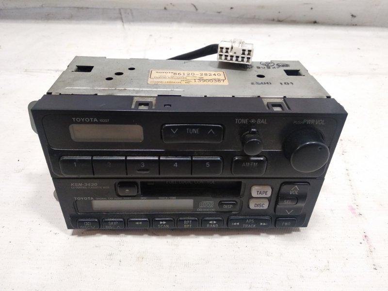 Магнитофон Toyota Caldina CT216 3CTE 2001