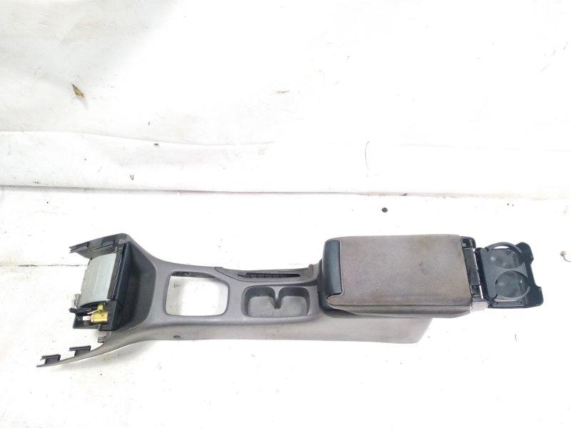 Бардачок между сиденьями Toyota Caldina CT216 3CTE 2001 передний