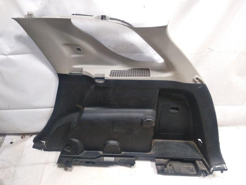Обшивка багажника Honda Fit Shuttle GP2 LDA 2011 задняя правая