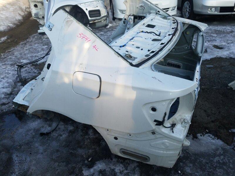 Тазик железный Toyota Allion AZT240 1ZZFE 2005 задний