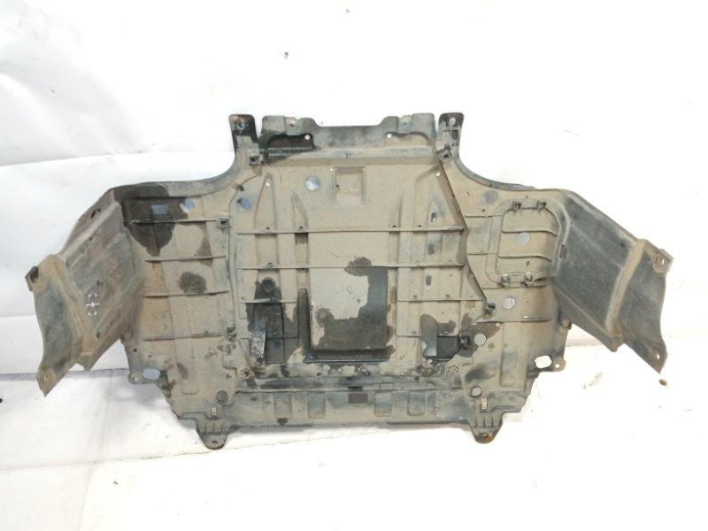 Защита двигателя Honda Fit Shuttle GP2 LDA 2011 передняя