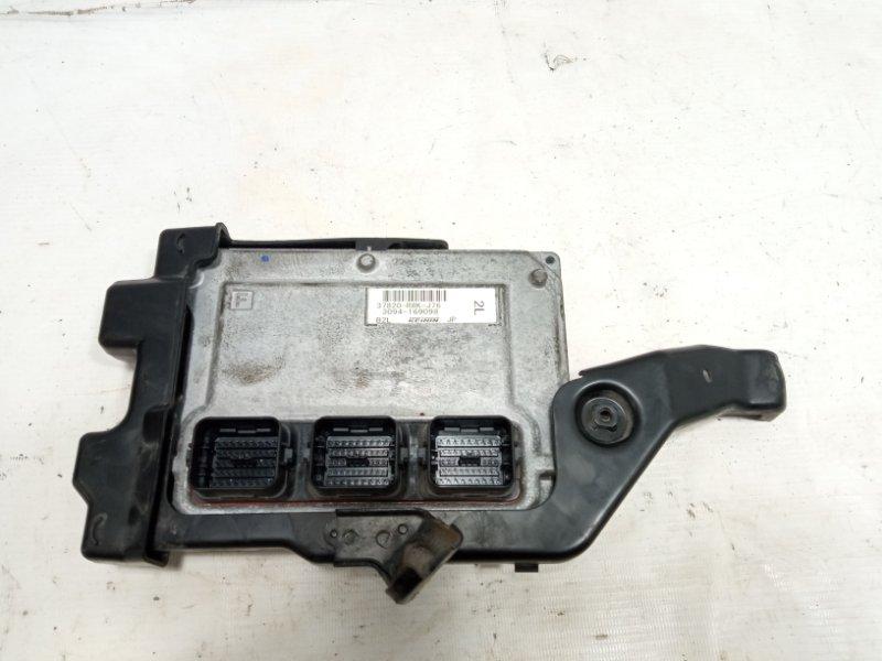 Блок управления efi Honda Fit Shuttle GP2 LDA 2011 передний