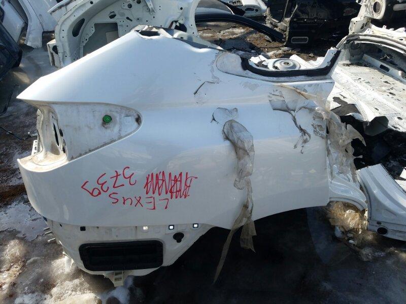 Крыло Lexus Rx350 GGL10 2GRFE 2009 заднее правое