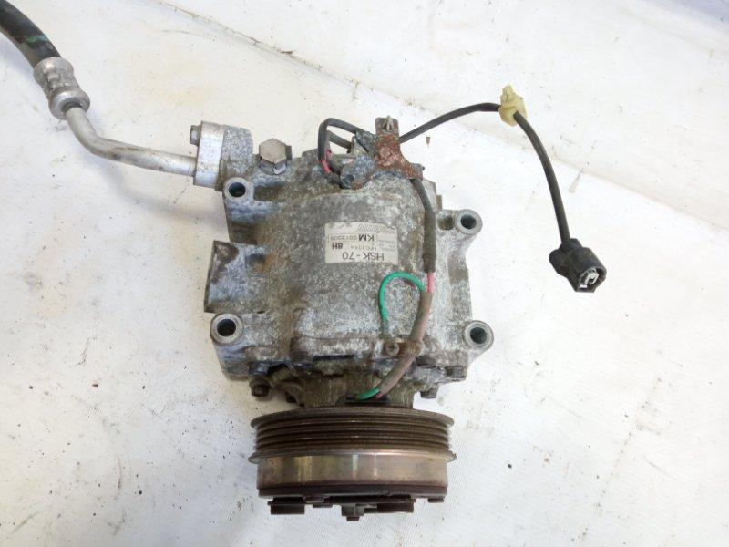 Компрессор кондиционера Honda Fit Shuttle GP2 LDA 2011