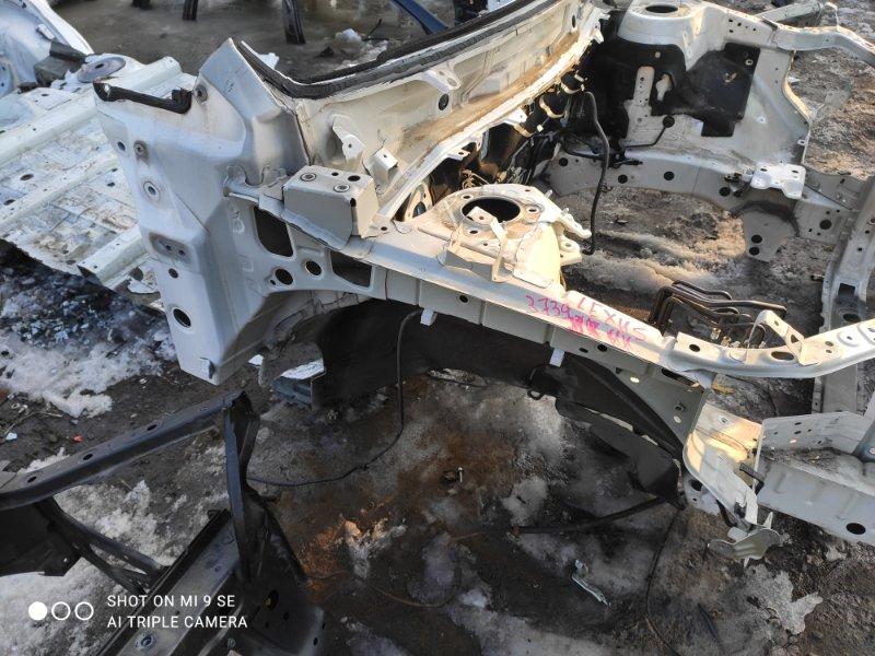 Лонжерон Lexus Rx350 GGL10 2GRFE 2009 передний правый