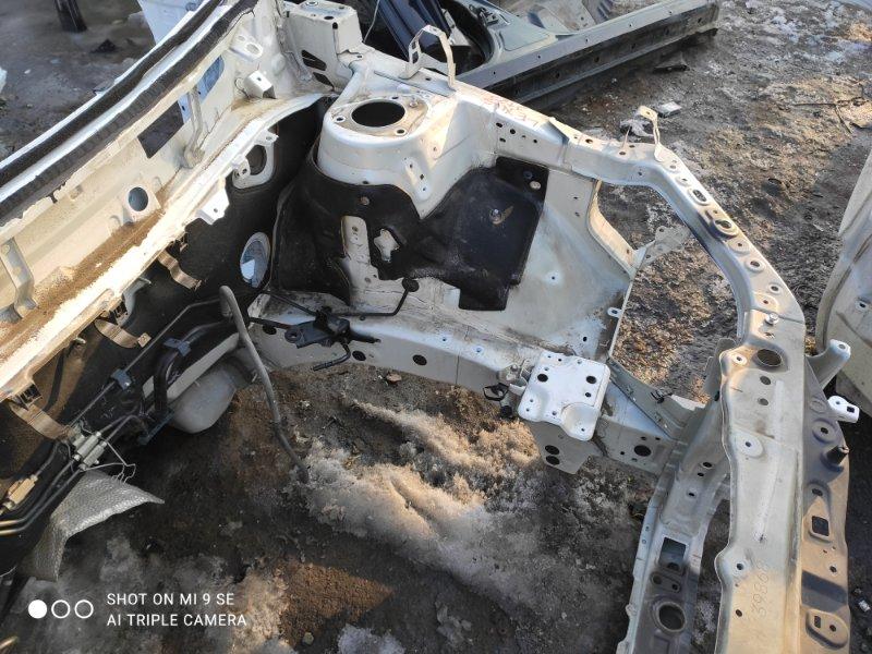 Лонжерон Lexus Rx350 GGL10 2GRFE 2009 передний левый