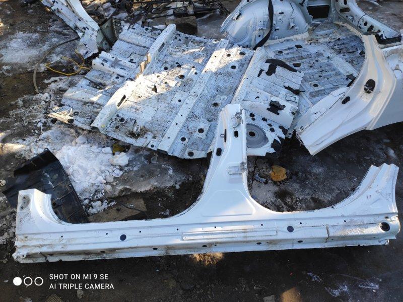 Порог кузова Lexus Rx350 GGL10 2GRFE 2009 левый