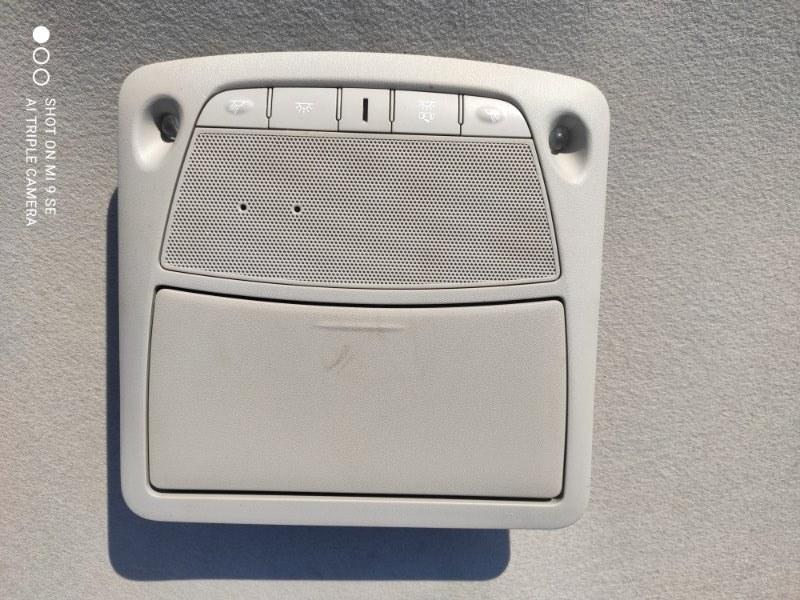 Светильник салона Nissan Leaf AZE0 EM57 2013 передний