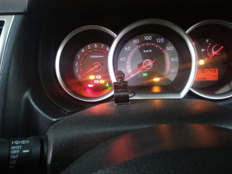 Спидометр Nissan Tiida JC11 HR15DE 2008 передний