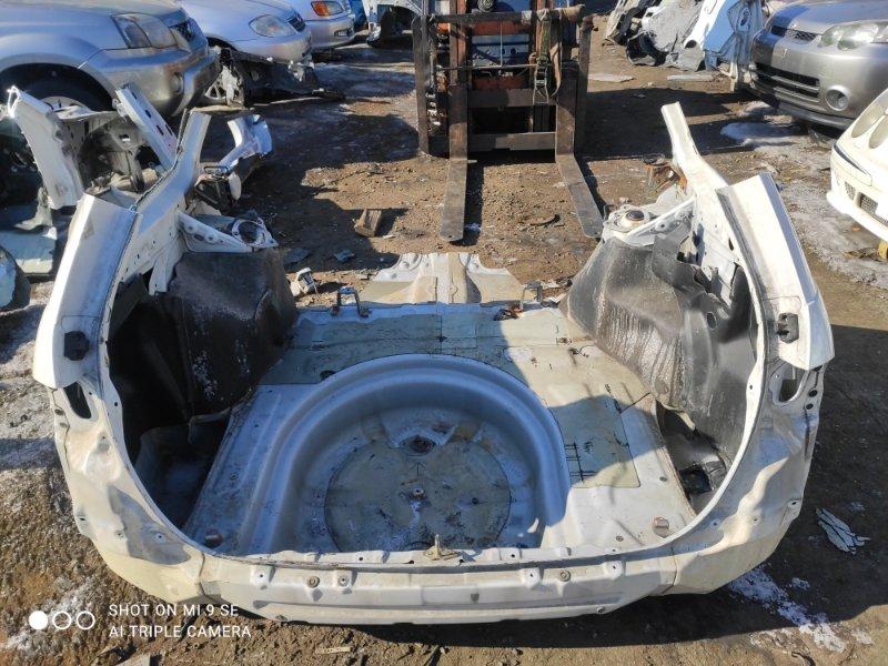 Тазик железный Toyota Caldina CT216 3CTE 2001 задний