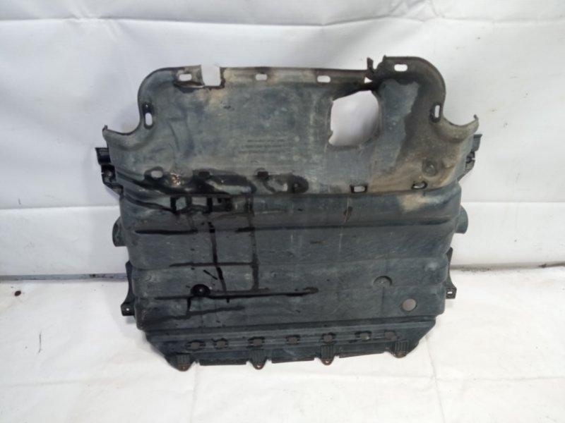Защита двигателя Mazda Mpv LVLR G5E 1996 передняя
