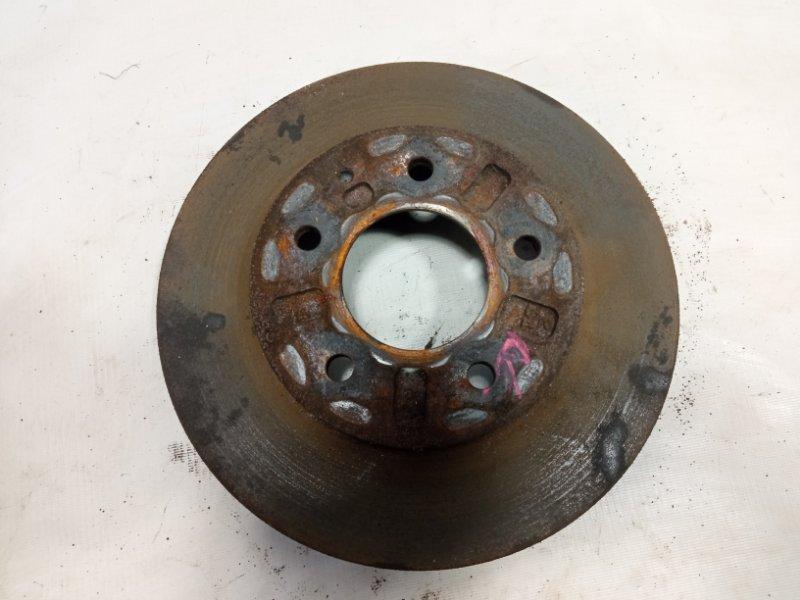 Тормозной диск Mazda Mpv LVLR G5E 1996 передний правый