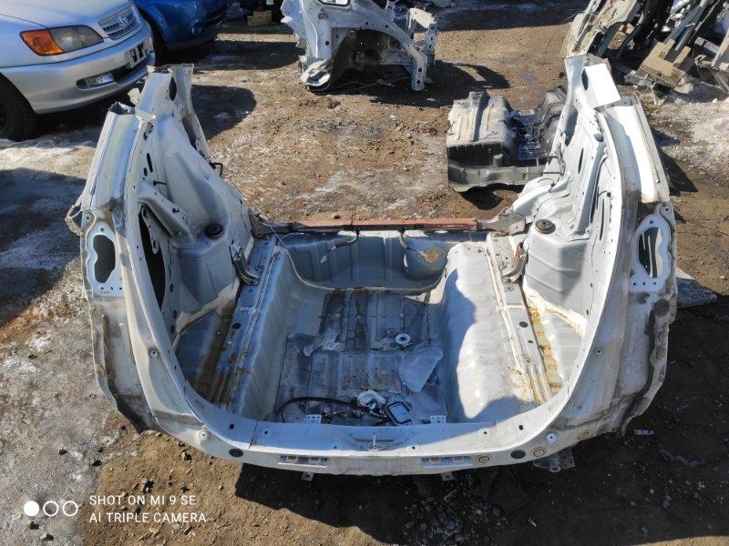 Тазик железный Honda Fit Shuttle GP2 LDA 2011 задний