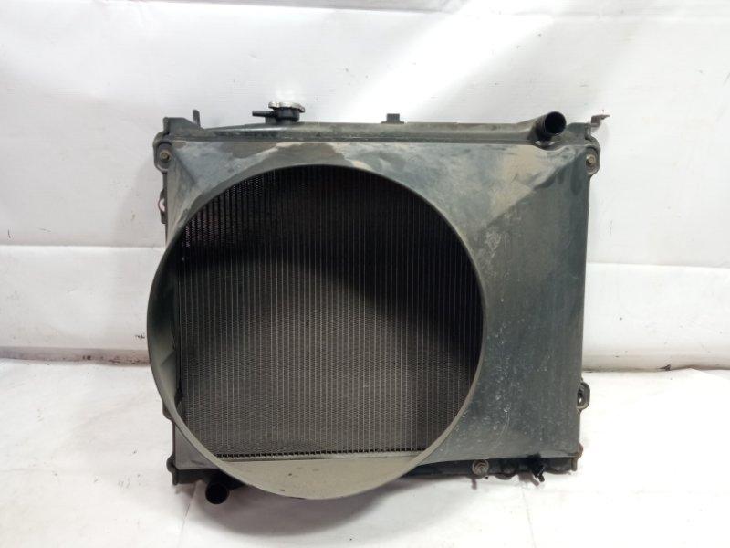 Радиатор основной Mazda Mpv LVLR G5E 1996