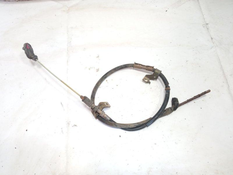 Тросик ручника Mazda Mpv LVLR G5E 1996 задний левый