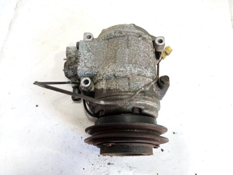 Компрессор кондиционера Mazda Mpv LVLR G5E 1996