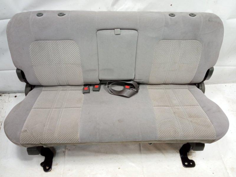 Сидение Mazda Mpv LVLR G5E 1996 заднее