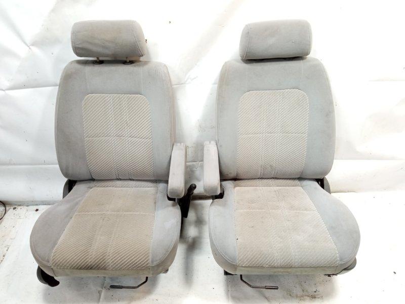 Сидение Mazda Mpv LVLR G5E 1996 переднее правое