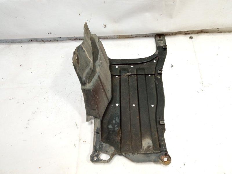 Защита двигателя Honda Fit GE6 L15A 2010 передняя правая