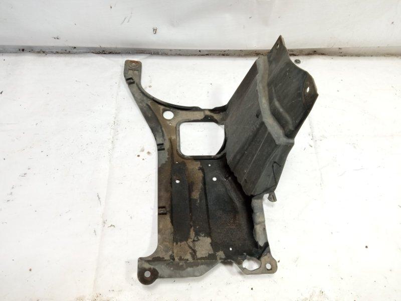 Защита двигателя Honda Fit GE6 L15A 2010 передняя левая
