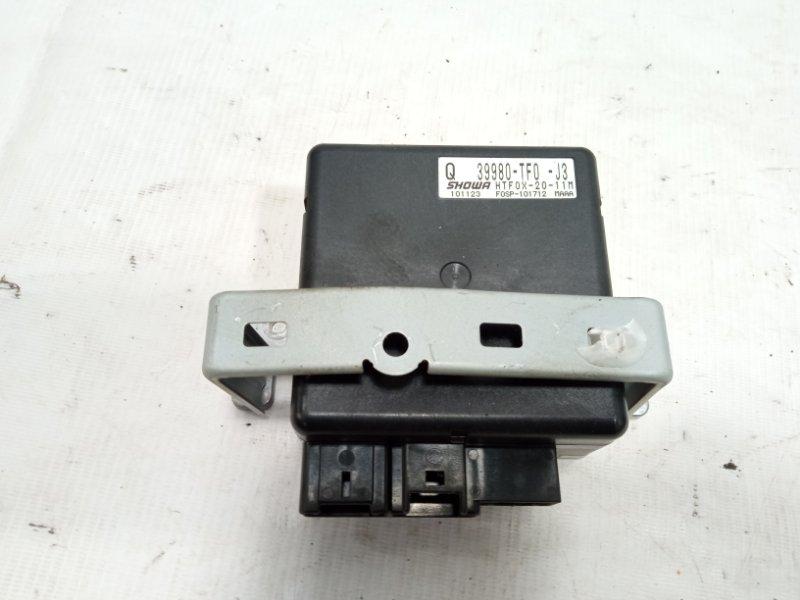 Блок управления рулевой рейкой Honda Fit GP1 L15A 2010