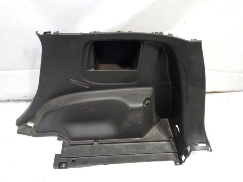 Обшивка багажника Honda Fit GP1 L15A 2010 задняя правая