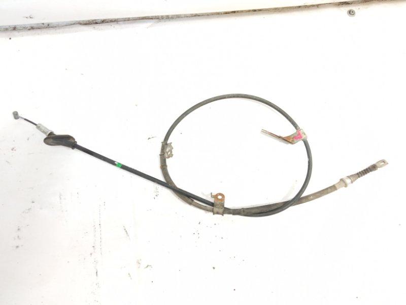 Тросик ручника Honda Fit GE8 L15A 2010 задний левый