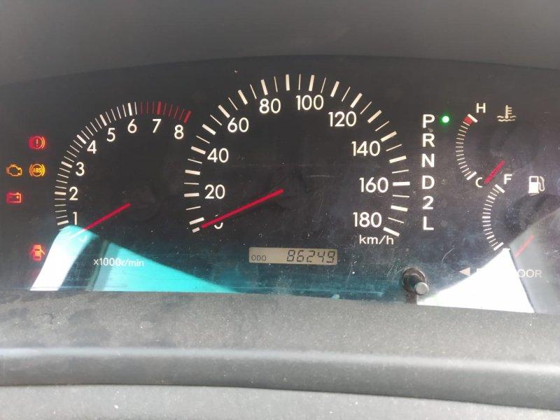 Двигатель Toyota Corolla Spacio ZZE122 1ZZFE 2005