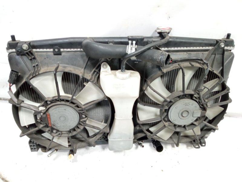 Радиатор основной Honda Cr-Z ZF1 LEA 2010