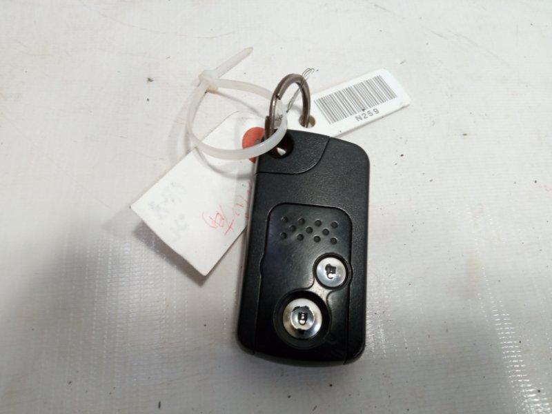 Ключ зажигания Honda Cr-Z ZF1 LEA 2010