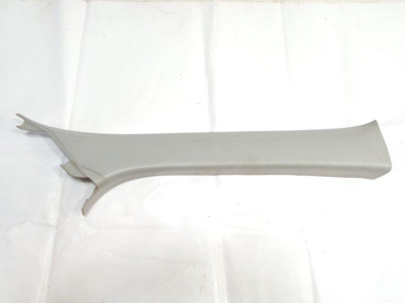 Обшивка стойки кузова Honda Cr-Z ZF1 LEA 2010 передняя правая