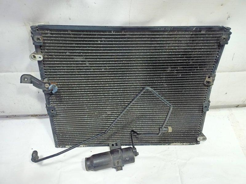 Радиатор кондиционера Toyota Land Cruiser Prado VZJ95 1KDFTV 2001 передний