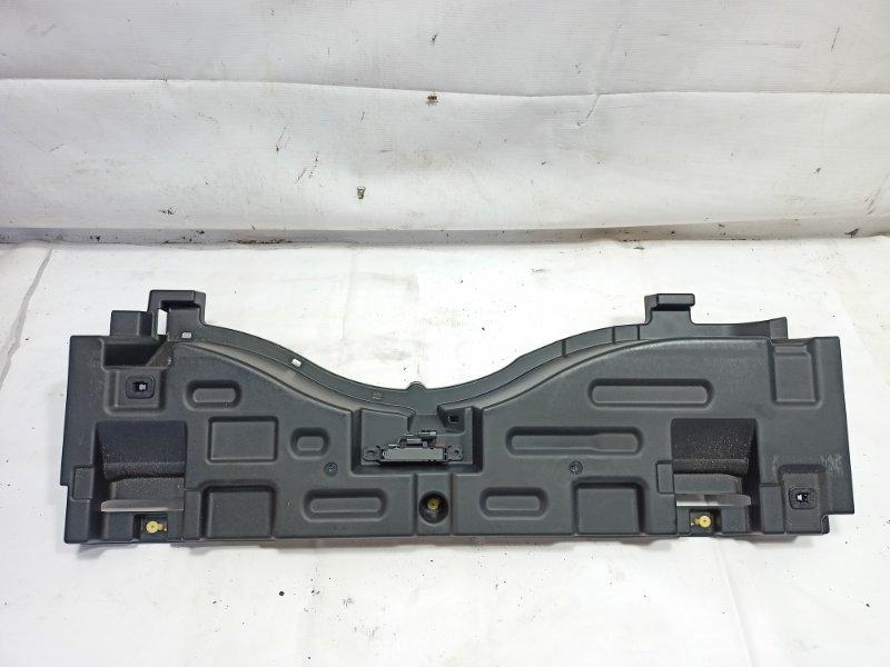 Обшивка багажника Honda Cr-Z ZF1 LEA 2010 задняя