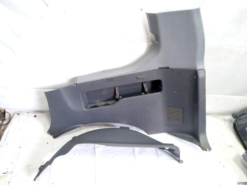 Обшивка багажника Toyota Land Cruiser Prado VZJ95 1KDFTV 2001 задняя правая