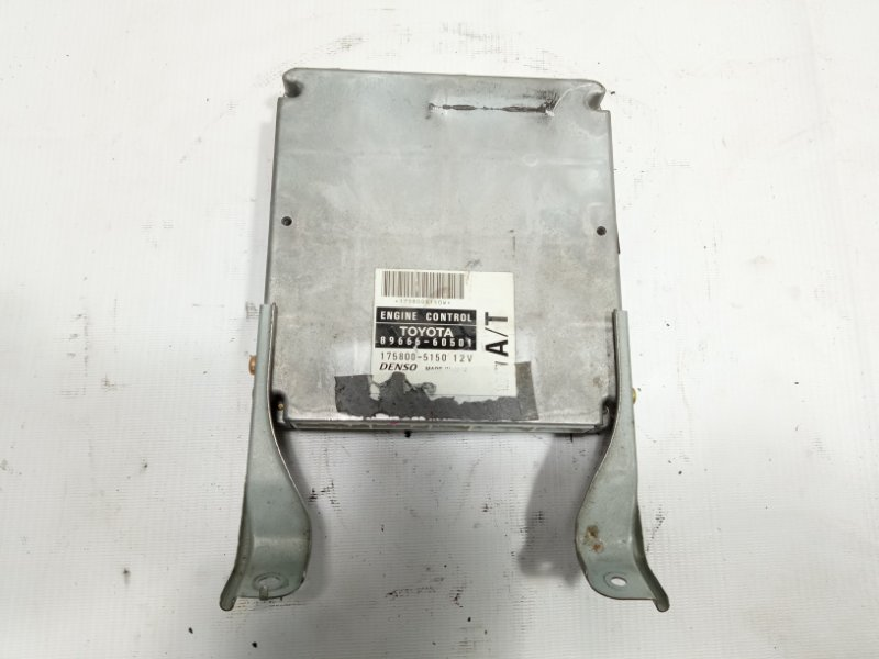 Блок управления efi Toyota Land Cruiser Prado VZJ95 1KDFTV 2001