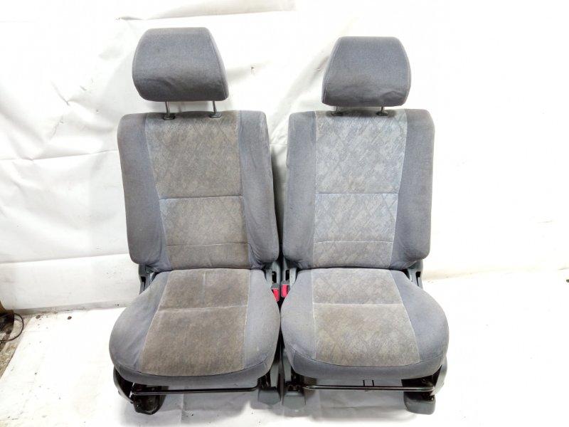Сидение Toyota Land Cruiser Prado VZJ95 1KDFTV 2001 переднее правое