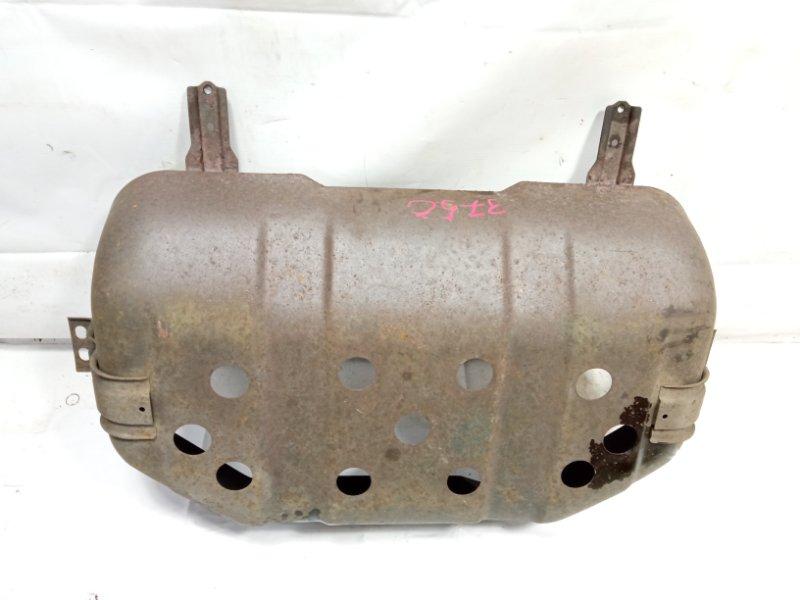 Защита топливного бака Toyota Land Cruiser Prado VZJ95 1KDFTV 2001 задняя