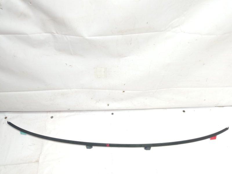 Молдинг лобового стекла Toyota Land Cruiser Prado VZJ95 1KDFTV 2001 передний