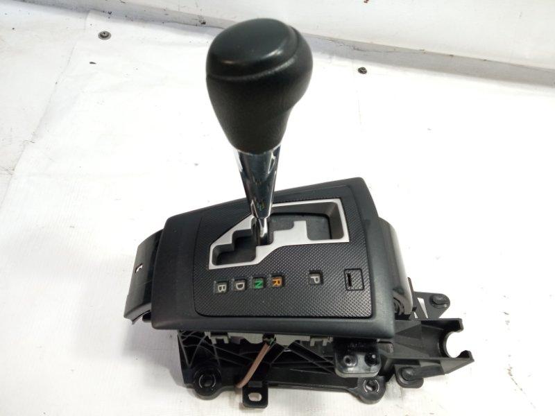 Селектор акпп Toyota Corolla Fielder NRE161 1NZFXE 2013