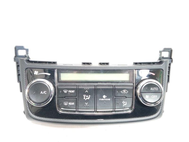Блок управления климат-контролем Toyota Corolla Fielder NRE161 1NZFXE 2013