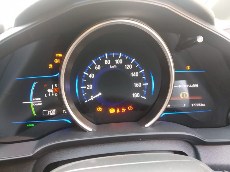 Спидометр Honda Fit GP5 LEB 2015
