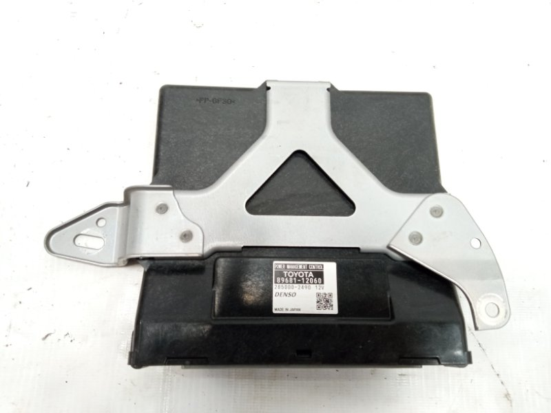 Блок управления Toyota Corolla Fielder NRE161 1NZFXE 2013
